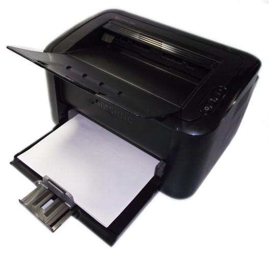 Бумага загружена