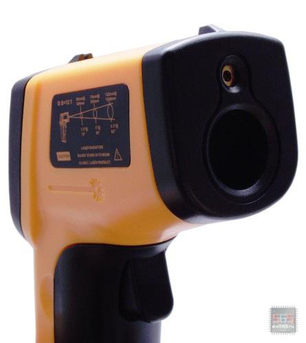 GM320 датчик и лазер