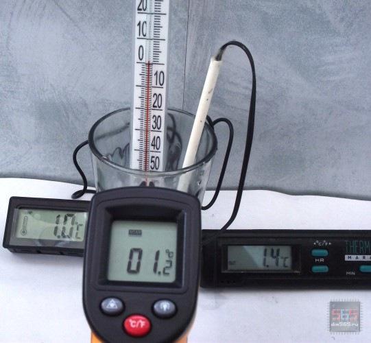 GM320 тест на ноль