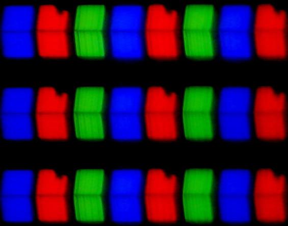 Cube i7 Stylus subpixels